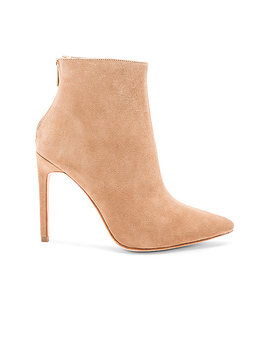 Tati Booties In Tan by Raye