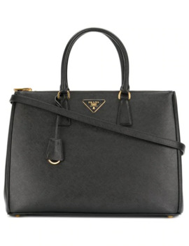 Galleria Large Tote by Prada