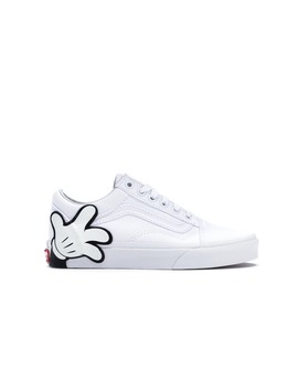 Vans Old Skool Disney Mickey Mouse Hand by Stock X