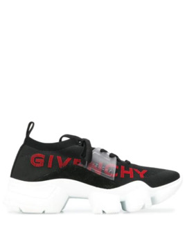 Jaw Logo Sneakers by Givenchy