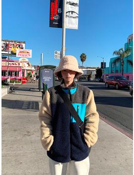 Highway Fleece Bucket Hat by Chuu