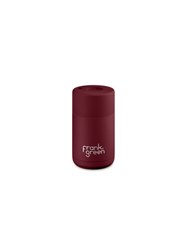 Frank Green Ceramic Reusable Cup 295ml Merlot by Frank Green