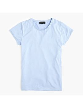 J.Crew 365 Stretch T Shirt In Tencel™ by J.Crew
