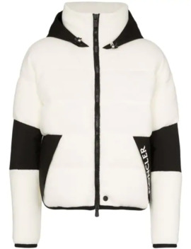 Hooded Fleece Jacket by Moncler Grenoble