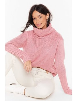 Can You Feel The Heat Turtleneck Sweater by Nasty Gal