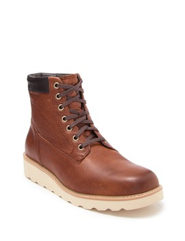 Nantucket Rugged Plain Toe Boot by Cole Haan