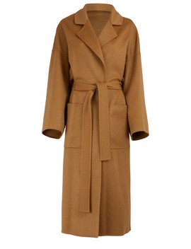 Oversize Coat With Belt by Loewe