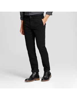 Men's Slim Fit Hennepin Chino Pants   Goodfellow & Co™ by Goodfellow & Co