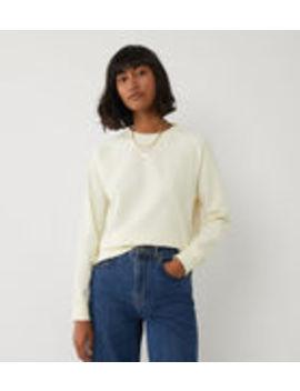 Boxy Crop Sweatshirt by Warehouse
