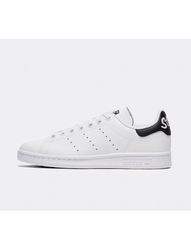 Junior Stan Smith Trainer | Footwear White / Core Black by Adidas Originals