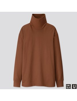 Uniqlo U Sweat À Col RoulÉ Homme by Uniqlo
