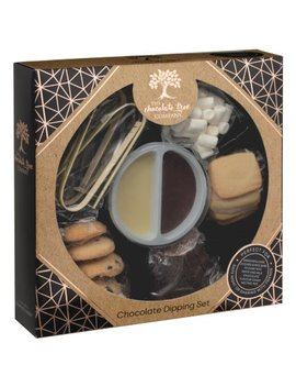 The Chocolate Tree Dipping Set 171g by B&M