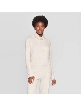 Women's Mock Turtleneck Long Sleeve Sweater   Universal Thread™ by Universal Thread