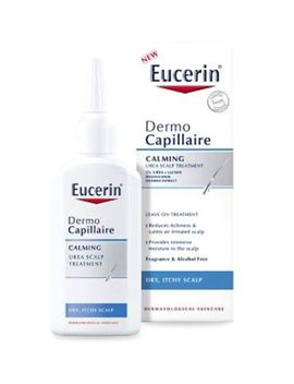 Eucerin Dermo Capillaire Calming Urea Scalp Treatment by Eucerin