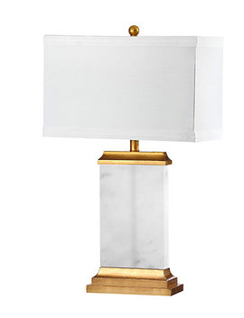 Safavieh Delilah Alabaster Table Lamp by Safavieh