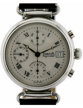 Auguste Reymond Herren  Chronograph In Stahl 37mm, Automatik  Basis Valjoux 7750 by Ebay Seller