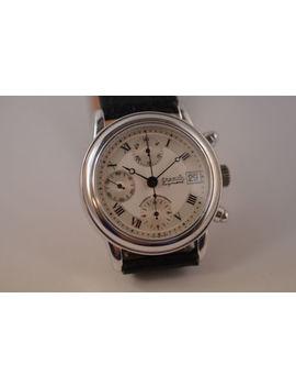Auguste Reymond Automatik Chronograph 7750 Mit Box Und Pappiere by Ebay Seller