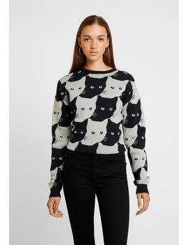 Arendal Cats   Strickpullover by Dedicated