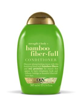 Ogx Strength & Body + Bamboo Fiber Full Conditioner by Ogx