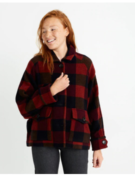 Sessùn™ Buffalo Check Aleksei Jacket by Madewell