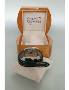 Auguste Reymond Tcm Edition 226196 Charleston Herren Armbanduhr Swiss Made Neu by Ebay Seller