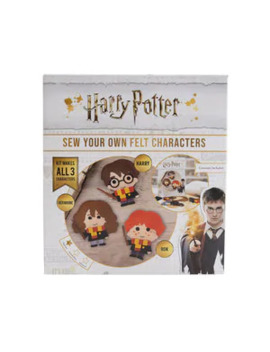 Harry Potter Make Your Own Felt Character Kit by Superdrug