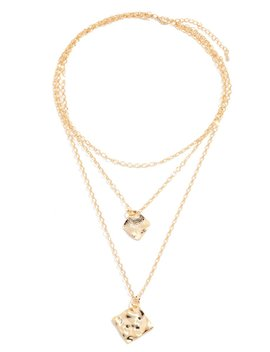 Demi Necklace   Gold by Miss Lola