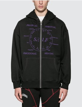 Clarity Zip Hoodie by Pleasures