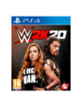 Wwe 2 K20 Standard Edition by Game