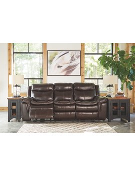 Lockesburg Power Reclining Sofa by Ashley Homestore