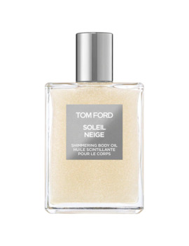 Soleil Neige Shimmering Body Oil by Tom Ford