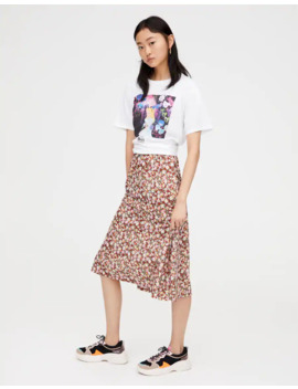 Floral Alice T Shirt by Pull & Bear
