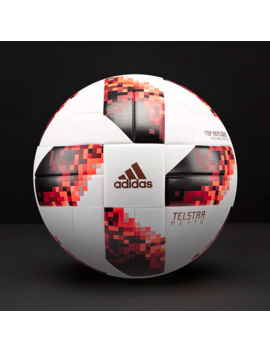 Adidas World Cup Ko Top Replica   White/Solar Red/Black by Pro Direct Soccer