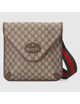 Neo Vintage Gg Medium Messenger by Gucci