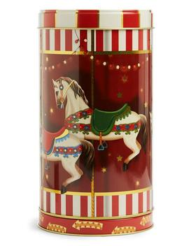 Carousel Biscuit Tin by Primark