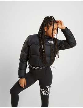 The North Face Cropped Nuptse Jacket by The North Face