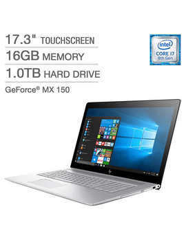 "Hp Envy 17"" Touchscreen Laptop   Intel Core I7   Ge Force Mx150   1080p by Hp"