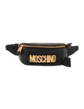 Logo Belt Bag by Moschino