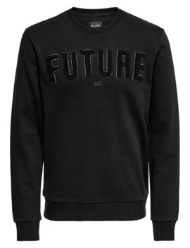 Future Crew Sweatshirt by Only And Sons