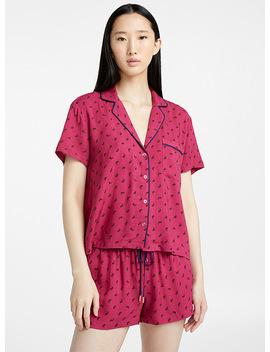 Paisley Shirt by Miiyu X Twik