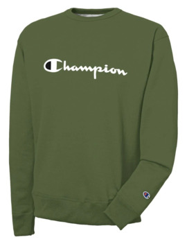 Powerblend Graphic Fleece Sweatshirt by Champion