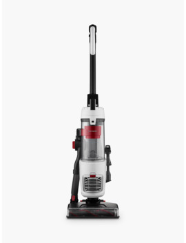 John Lewis & Partners 3 L Upright Vacuum Cleaner, White by John Lewis & Partners
