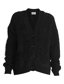 Rives Mohair Blend Cardigan by Acne Studios