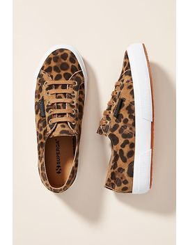 Superga Leopard Sneakers by Superga