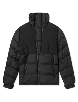 Moncler Laveda Hooded Down Tech Jacket by Moncler