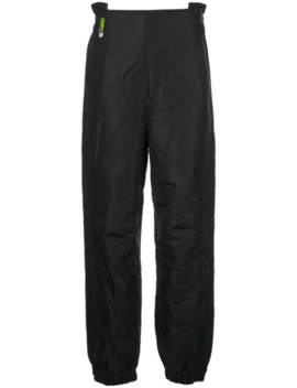Europa Puffer Tapered Trousers by Misbhv