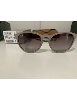 Ray Ban Rb4171 Erika Classic 6000/68 Brown+Silver, Brown/Violet Gradient Unisex by Ebay Seller