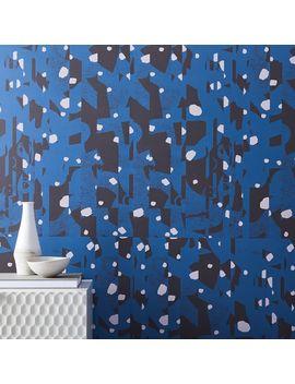 Drop It Modern Wanderlust Removable Wallpaper by West Elm