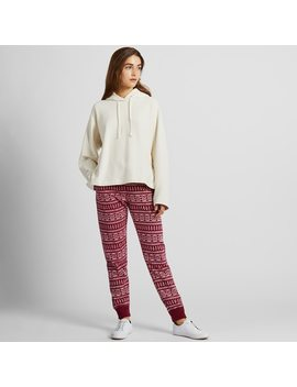 Women Fleece Pants (Nordic) by Uniqlo