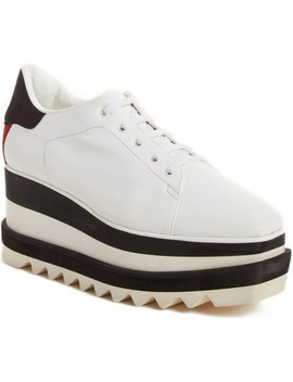 Sneak Elyse Flatform Sneaker by Stella Mccartney